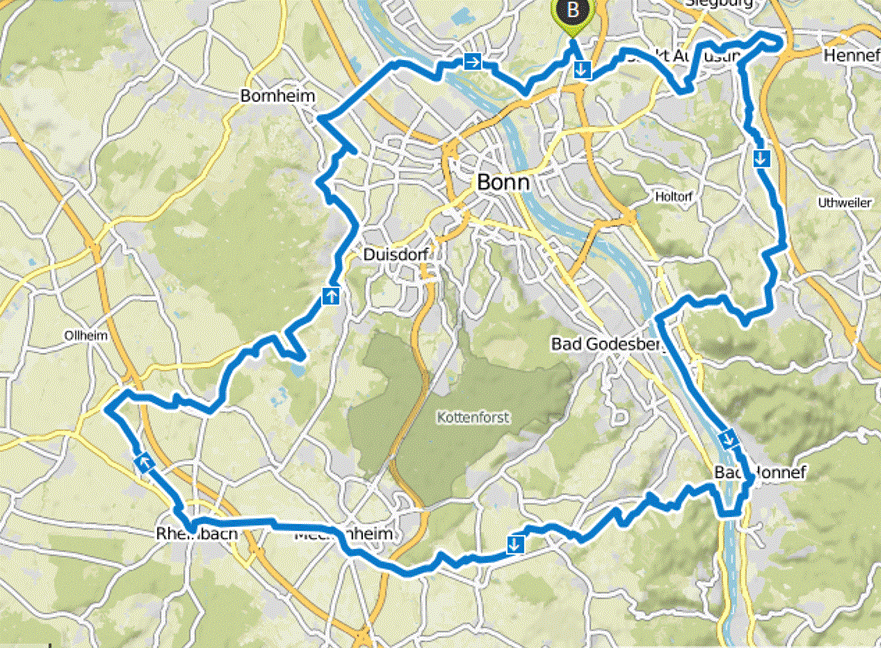 Heimat entdecken: 104 km mit dem Fahrrad durch den Wahlkreis