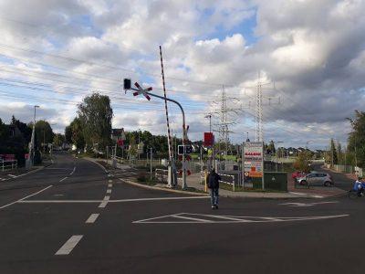 Alfter - Impekoven: Auch Alfter würde von einer Elekrifizierung der Voreifelbahn profitieren.