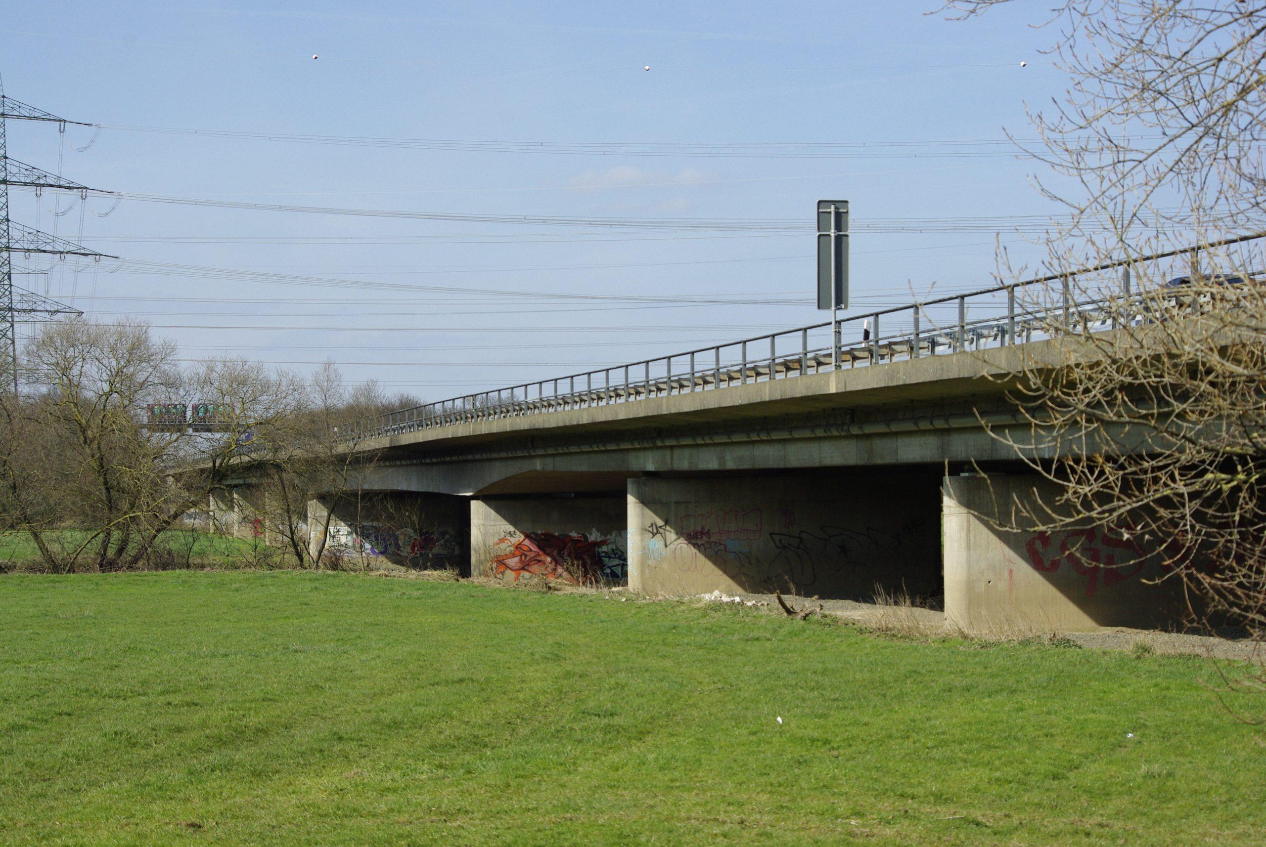 Neue A 59 – Brücke über die Sieg soll Fuß-/Radweg erhalten