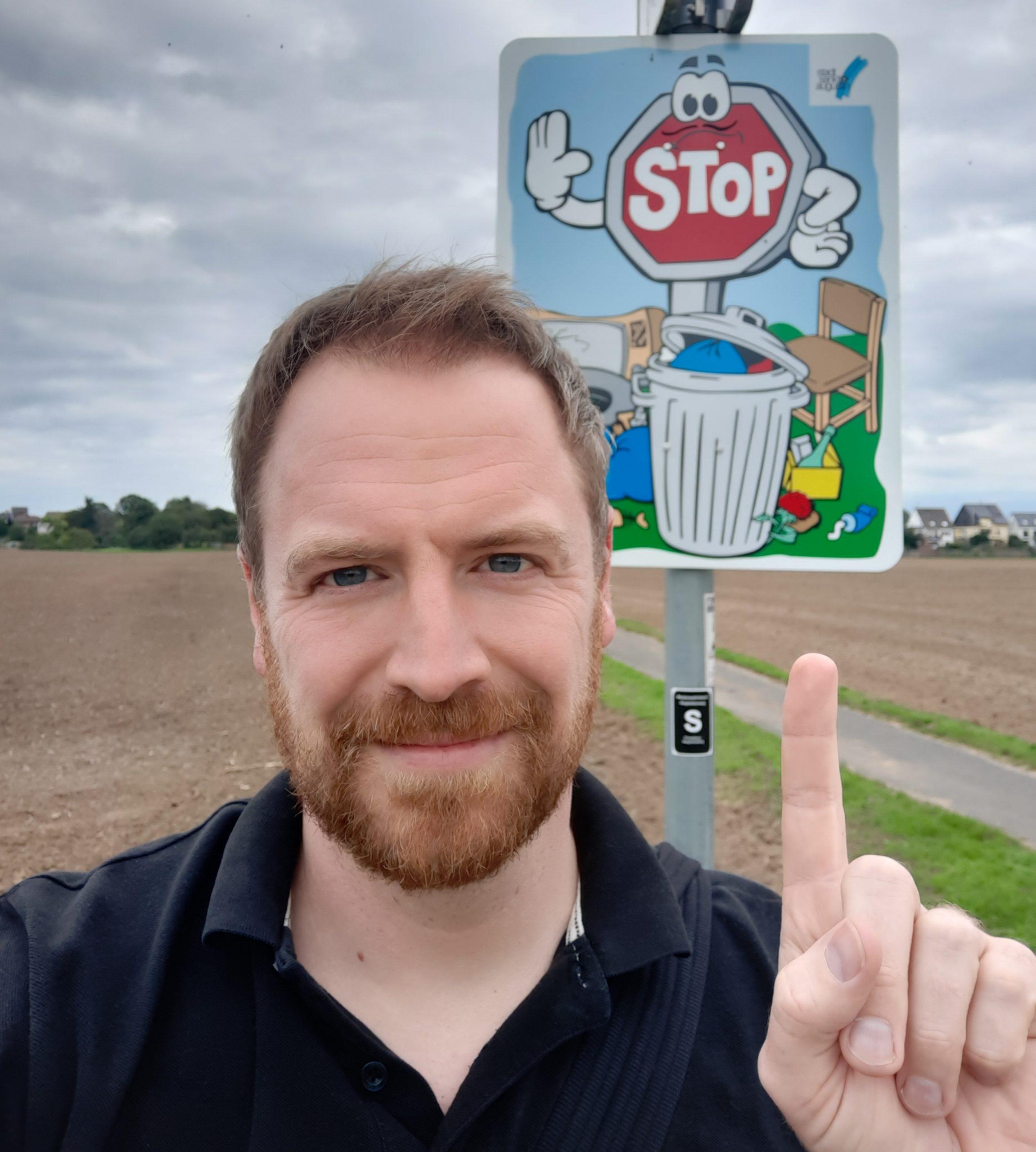 Aktueller Stand zu Müll in der Meindorfer Siegaue